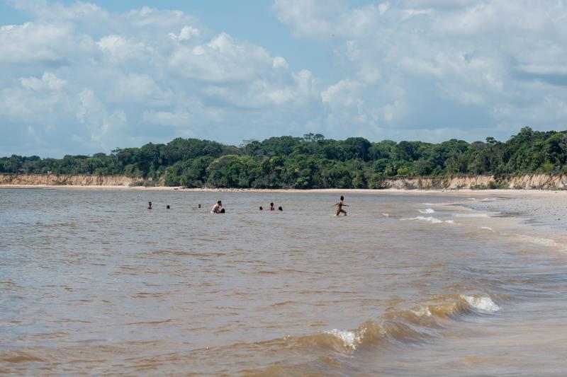 Praia do Vai quem quer - Mapeamento dos restaurantes de Cotijuba - BelémTur -  Belém das ilhas