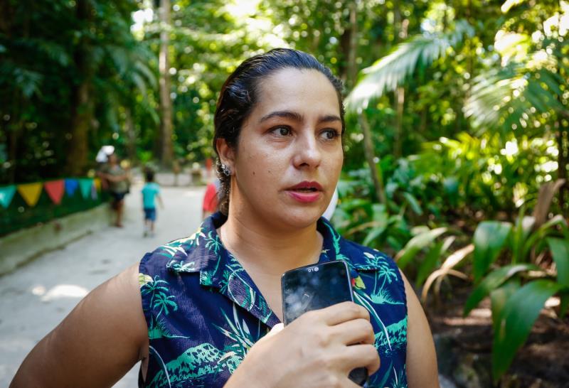 Na foto: Ana Paula Duarte