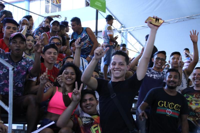Na.foto: Miss Caipira LGBTI