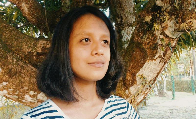 Belisa Amaral diz que acredita nas lendas contadas pela avó e acha muito importante a valorização do turismo para perto das comunidades ribeirinhas