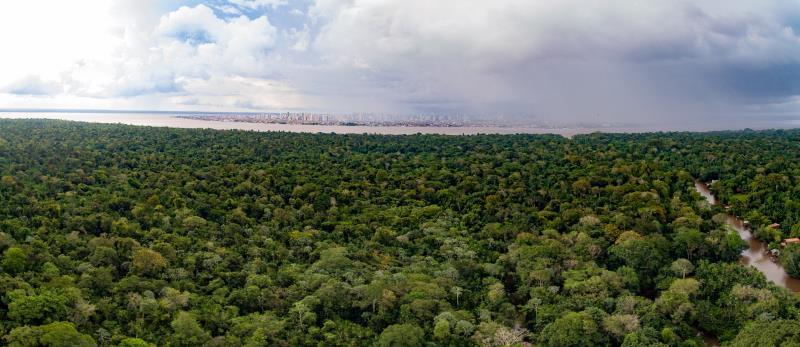 A série de reportagens especiais mostra alguns dos rios que cercam a capital paraense e traz, ainda, opções de lazer com igarapés, restaurantes e trilhas