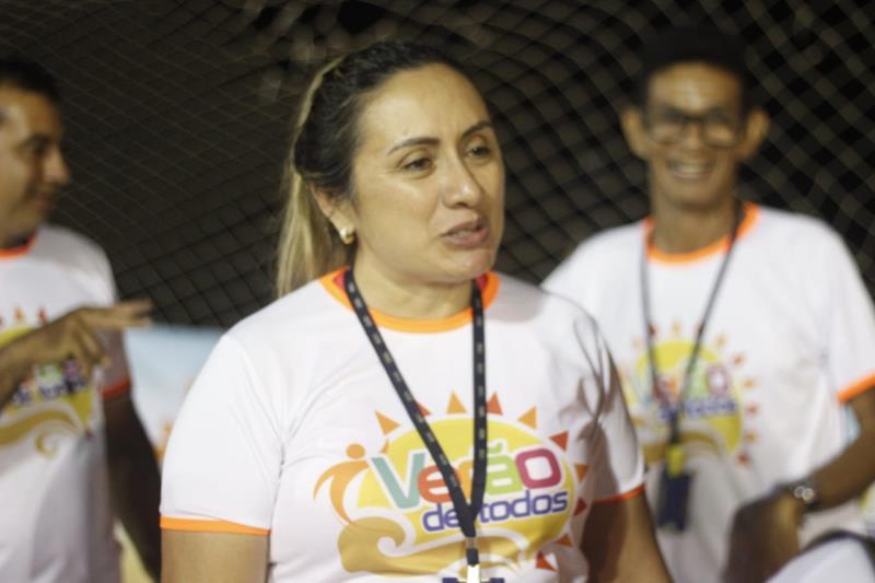Sônia Almeida, técnica da Sejel, explicou que o campeonato contará com premiações para os três primeiros lugares, sendo troféu e medalhas para o vencedor do primeiro lugar, e medalhas para o segundo e terceiro lugar