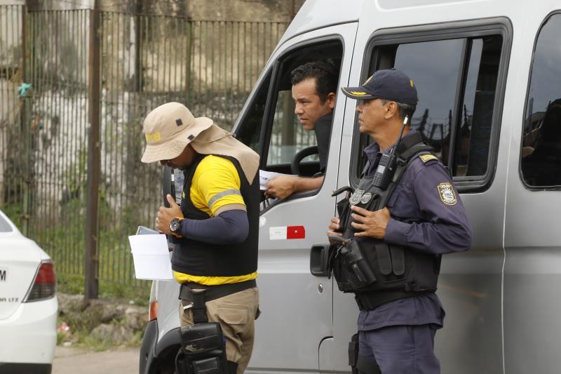 A operação foi coordenada pela Superintendência Executiva de Mobilidade Urbana de Belém (SeMOB) e contou com o apoio de agentes da Arcon-PA, Guarda Municipal de Belém e Polícia Militar do Pará (PM-PA)