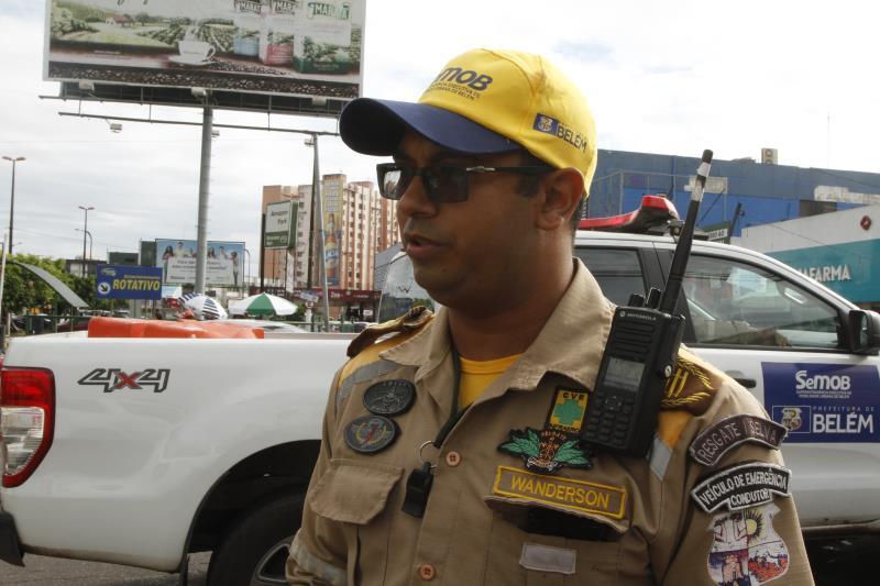 De acordo com o coordenador operacional de trânsito da SeMOB, Wanderson Alves, os trabalhos de fiscalização ocorreram em quatro pontos estratégicos no entorno do terminal