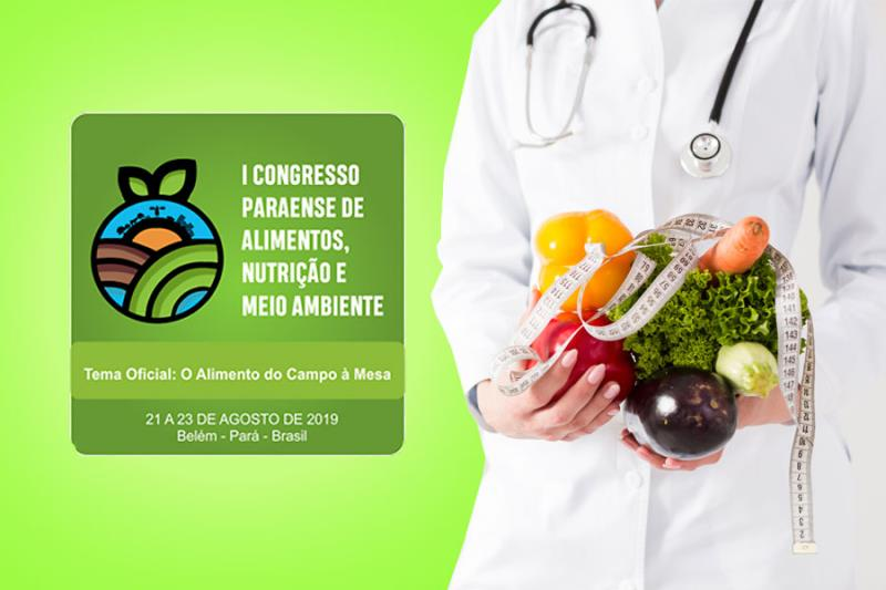 Congresso Paraense de Alimentos, Nutrição e Meio Ambiente