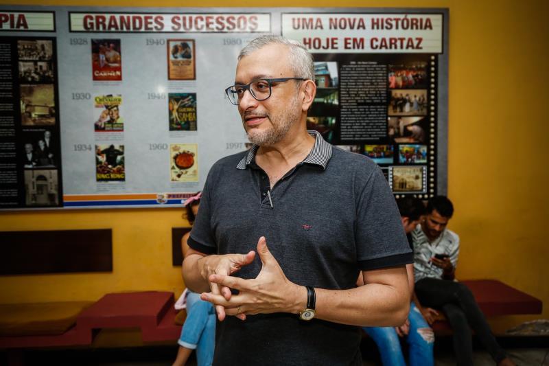 Marco Antônio Moreira, programador do Cinema Olympia, disse que terá um pouco de tudo e que sucessos de bilheteria, como 'Bohemian Rhapsody', serão exibidos