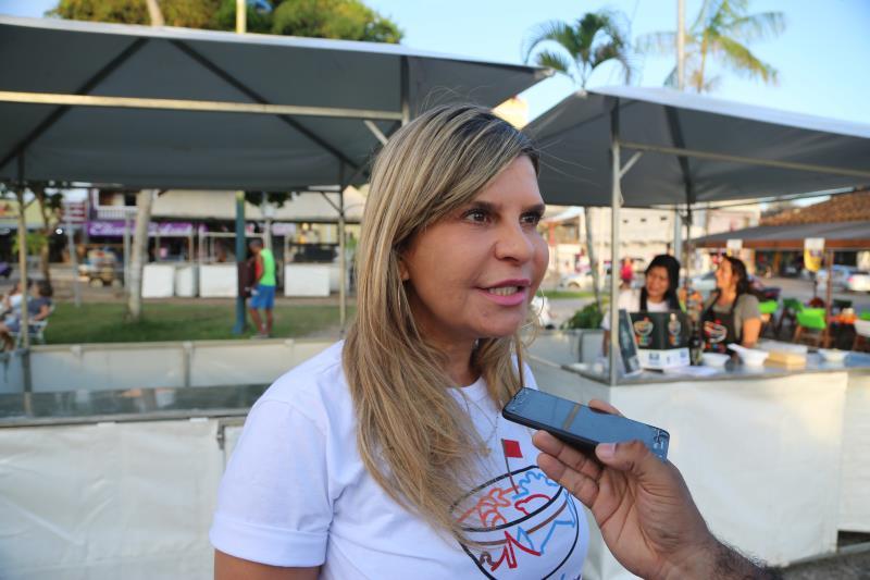 Claudia Sadalla, diretora de negócios da Codem, disse que o Circuito Gastronômico tem várias atrações e que expectativa de que seja um grande sucesso