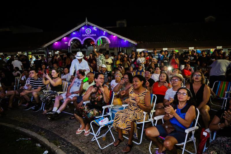 Em julho do ano passado, Circuito Gastronômico - Mercado Criativo chegou à Tapiocaria de Mosqueiro