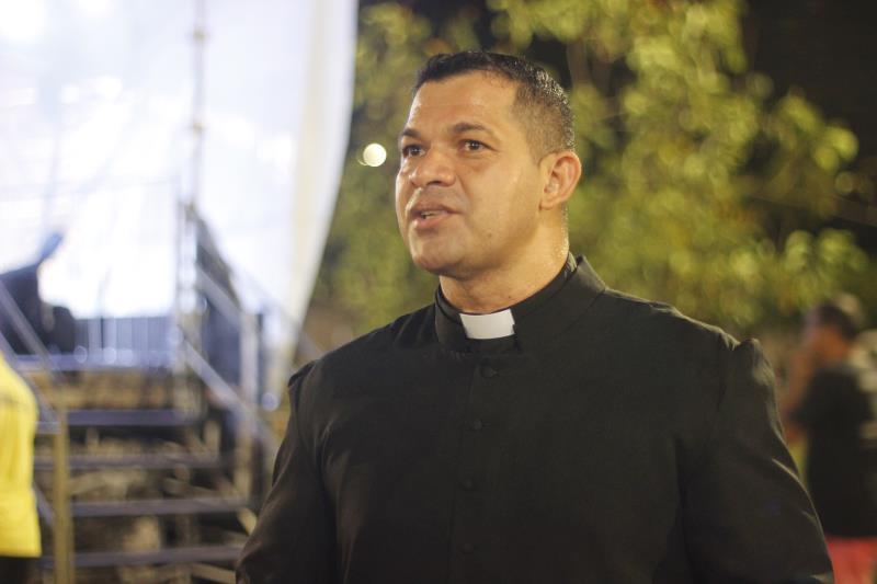 O padre César Augusto, da paróquia da Imaculada Conceição, disse que os shows foram um momento muito bonito de comunhão e unidade entre as igrejas