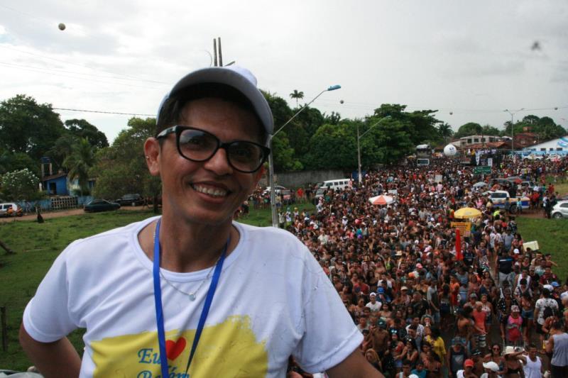 Cledson Sampaio, da Coordenadoria de Diversidade Sexual de Belém,  falou que na semana que antecedeu o evento, oficinas foram realizadas enfocando temas do movimento