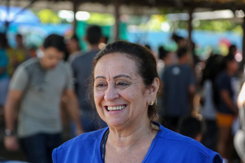 Nazaré Costa, titular da Segep, adiantou que a próxima ação do Prefeitura no Bairro será no final do mês de agosto, possivelmente, no bairro da Sacramenta