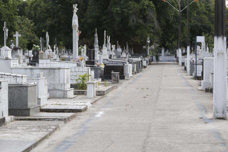 No Santa Izabel são esperados um grande número de visitantes neste domingo.
