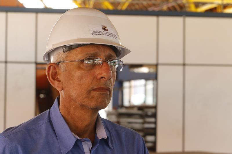 Reinaldo Leite, diretor de Obras Civis da Seurb, disse que as obras contemplam as estruturas de concreto armado e metálica, como também o sistema hidráulico, a cobertura elétrica e lógica, além da troca de piso e pavimentação
