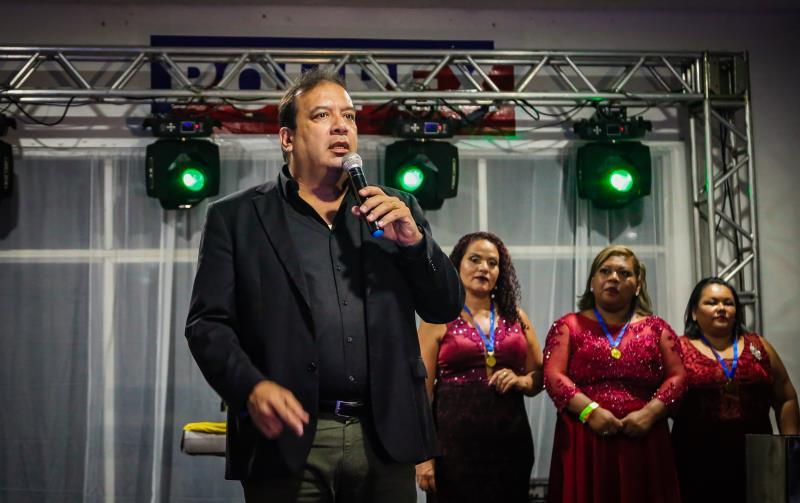"""""""São 25 anos salvando vidas com profissionais dedicados e apaixonados"""", disse  Sérgio Amorim."""