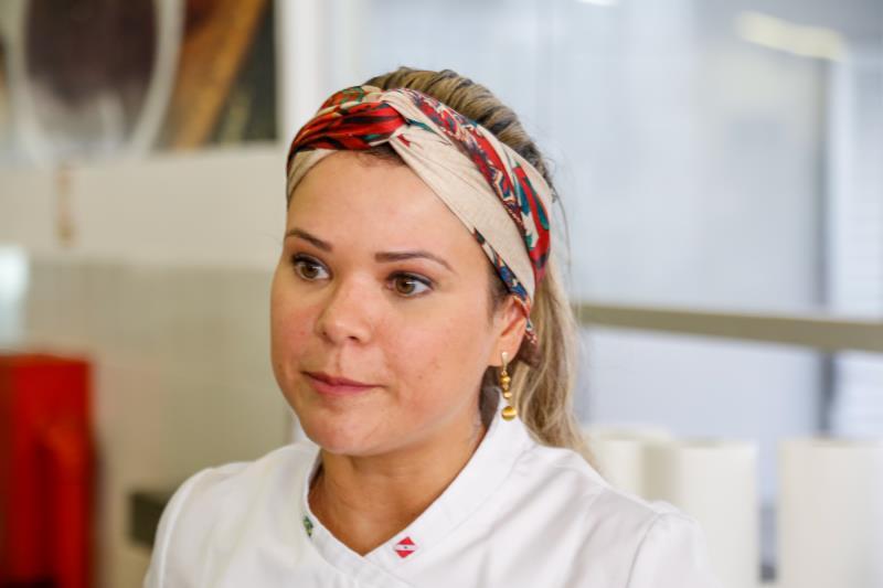 Tatiana Martins - Formação prática de Gastronomia - Merendeiras