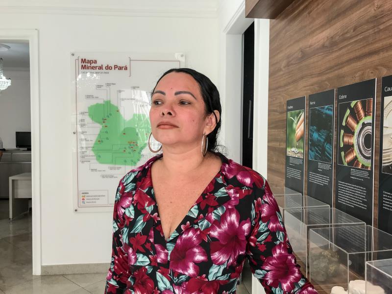 """""""Essa visita monitorada é o diferencial, pois os profissionais apresentam informações mais detalhadas"""", explicou Elci Lira Puga, pedagoga, que acompanha o projeto Turismo na Escola"""