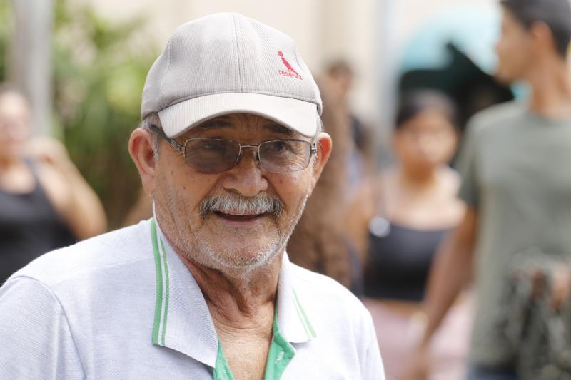 Para Lourival da Silva, de 74 anos, que transitava pela avenida Presidente Vargas, no momento da operação, a ação trouxe conforto e segurança
