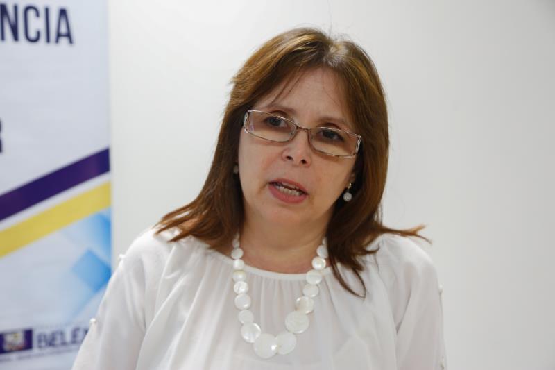 Maísa Gomes, da Sesma, disse que servidores são treinados a preencher a ficha de notificação que vai para o Ministério da Saúde, a partir do momento que identificam nas crianças atendidas nas unidades de saúde, sinais ou indícios de qualquer tipo de violência