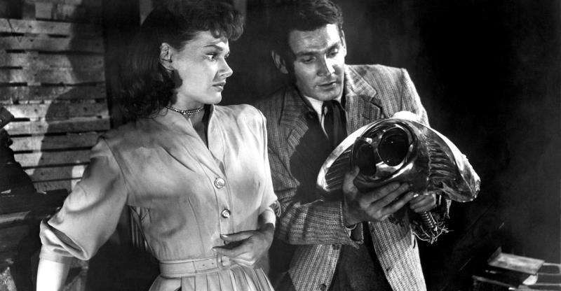 """Na Mostra de Ficção Científica, uma das atrações é o filme """"A Guerra dos Mundos"""", produção do ano de 1953"""