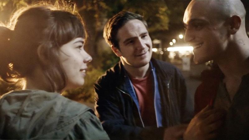 """O longa-metragem alemão """"Victória"""" é todo filmado em um único plano-sequência, sem cortes. Cartaz no Olympia, a partir do dia 22."""
