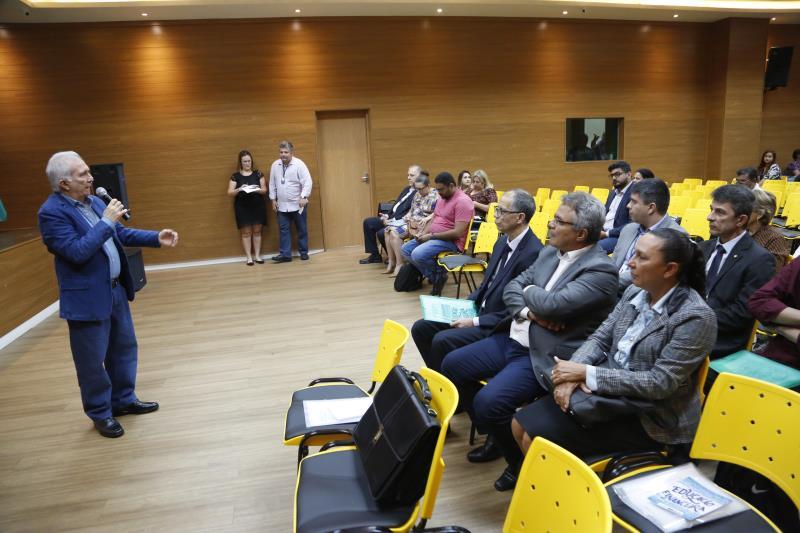 O secretário municipal de economia, Rosivaldo Batista, antecipou que o programa será levado aos servidores municipais e também aos mercados, feiras e escolas de Belém
