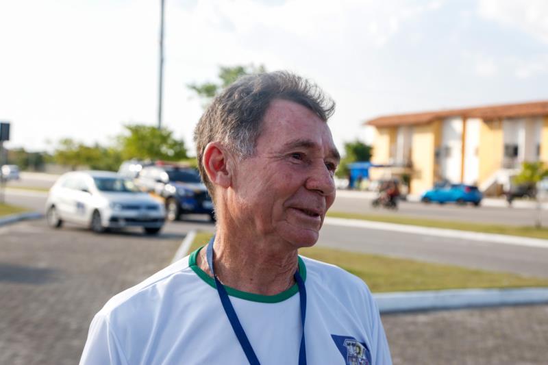 José Gadelha, coordenador de Educação Ambiental da Semma, destacou o benefício da união da administração municipal com a população