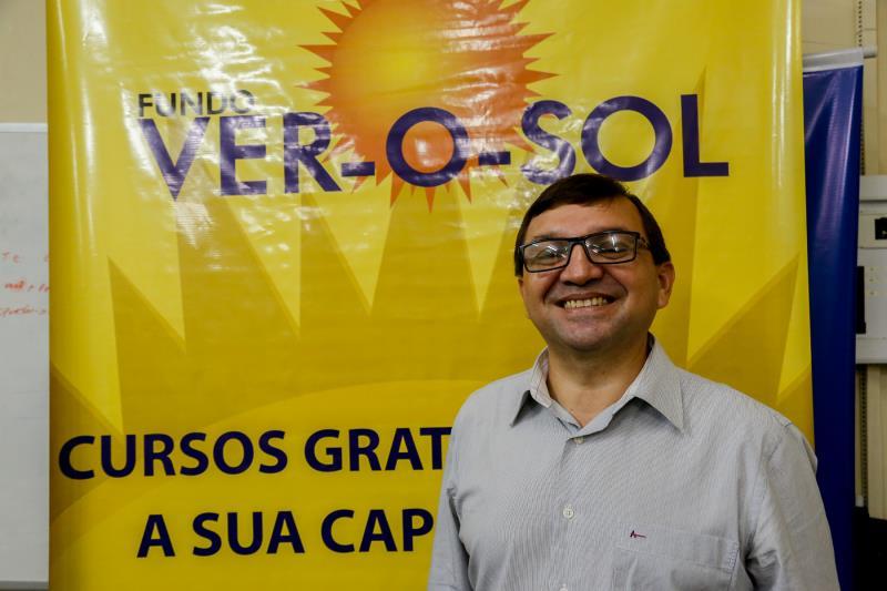 Kadmiel Costa, coordenador do Fundo Ver-o-Sol, disse que o curso surgiu por conta das muitas redes de farmácias que estão se instalando no estado do Pará e em Belém