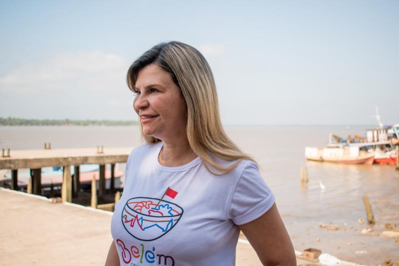 Claudia Sadalla, coordenada do projeto Igara e diretora de negócios da Codem, disse que este é o primeiro circuito gastronômico nas ilhas em frente a Belém
