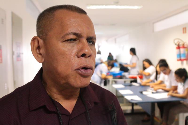"""Joudercir Santa Brígida, diretor da APPD, disse que """"Belém faz dessa conferência um momento de resistência"""""""