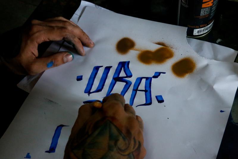 O objetivo do Ubá é ocupar o tempo livre de crianças e jovens da Vila da Barca, que fica às proximidades da Fundação Curro Velho, promovendo capacitação por meio de arte urbana