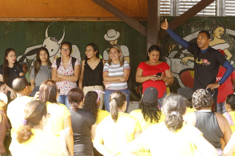 2019.08.29 - PA - Belém - Brasil: Aniversário de 1 ano do NASF Sacramenta