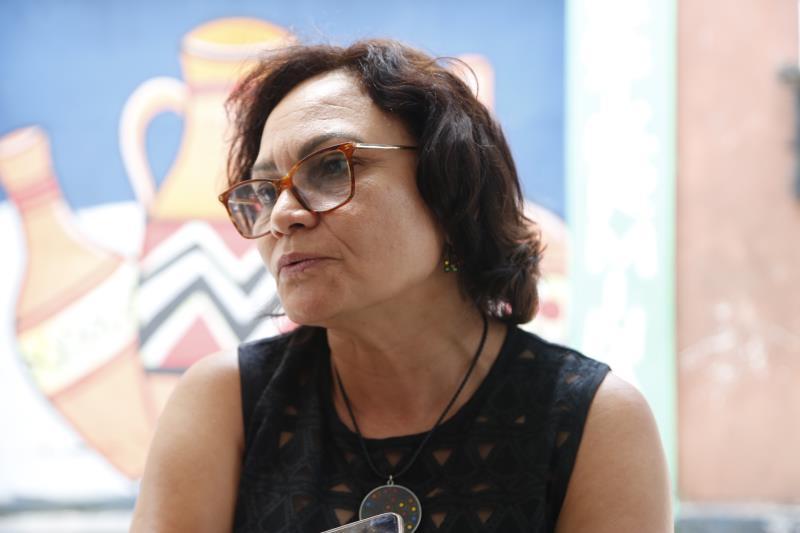 A diretora da escola Municipal João Nelson Ribeiro, Ângela Amaral, disse que a atividade lúdica atrai muito, independente de faixa etária, e sempre ajuda a descontrair e interagir