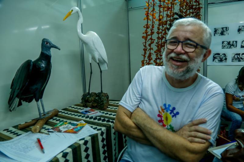 Nilberto Viana, 50 anos - professor