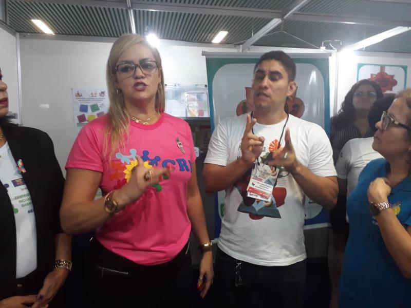 Centro de Referência em Inclusão Educacional Gabriel Lima Mendes (Crie)