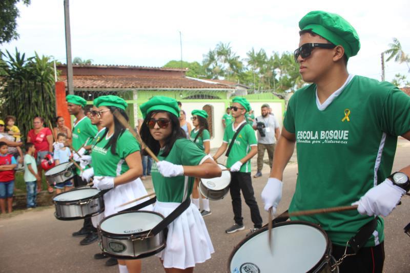 Banda da Escola Bosque