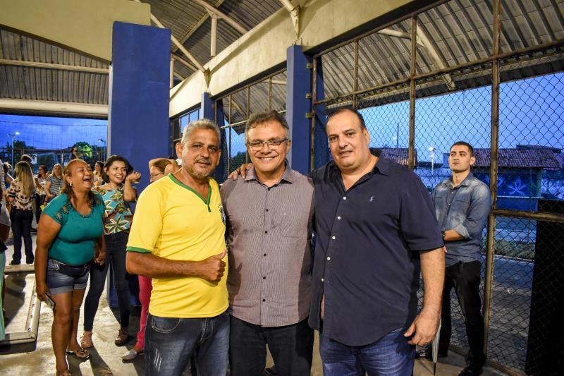 Academia ao ar livre Prof. Luiz Carlos Acácio