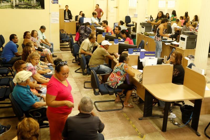 Prefeitura de Belém, por meio da Sefin, está participando da Nona Semana de Conciliação Fiscal, promovida pelo Tribunal de Justiça do Estado do Pará , que objetiva negociar débitos de contribuintes em atraso com impostos municipais, especialmente o IPTU