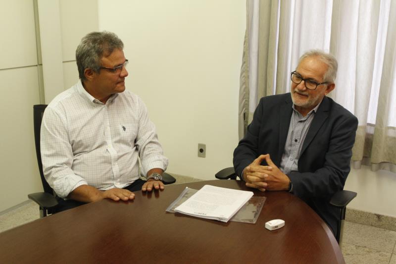 Para o prefeito Zenaldo Coutinho, a assinatura doconvênio aproxima ainda mais a relação entre a gestão municipal e o TCM