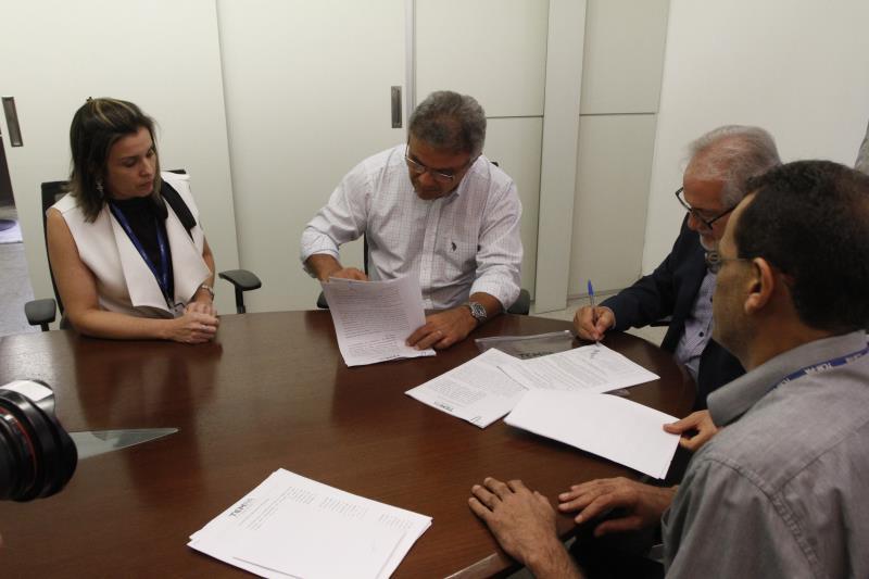 O contrato com Promaben, número 3303, foi firmado com o próprio BID, em 28 de dezembro de 2017, e prevê o investimento total de US$ 250 milhões em obras