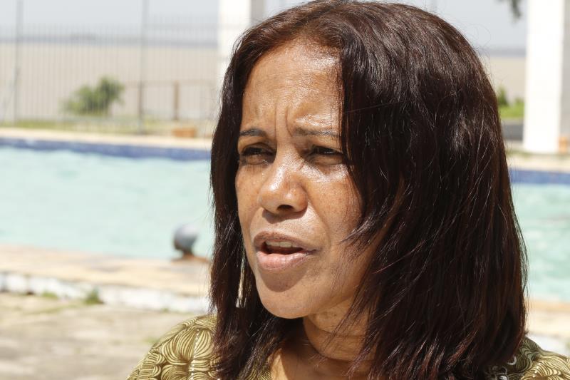Marinalva Muniz da Silva, coordenadora do Núcleo de Atendimento à Comunidade (NAC), contou que as atividades esportivas na marina pública começaram em julho deste ano