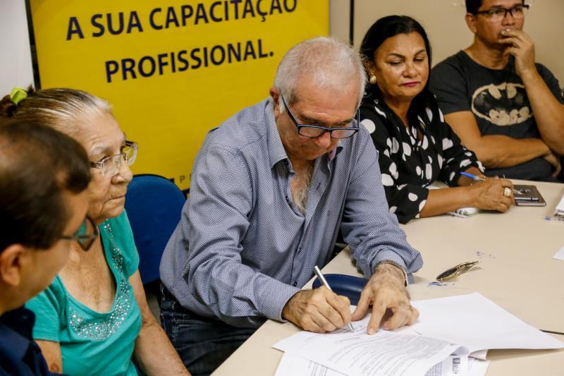 O titular da Secon, Rosivaldo Batista, disse que o empréstimo vai ajudar a que, em um curto espaço de tempo, a obra esteja concluída, o que tornará a feira mais agradável
