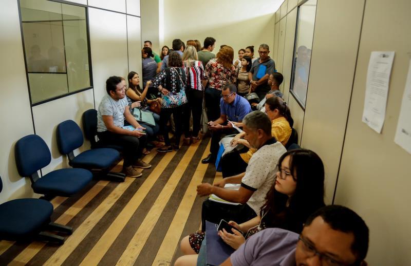 O contribuinte pode fazer o atendimento por meio da internet ou presencial na unidade de atendimento da Sefin, no bairro da Campina