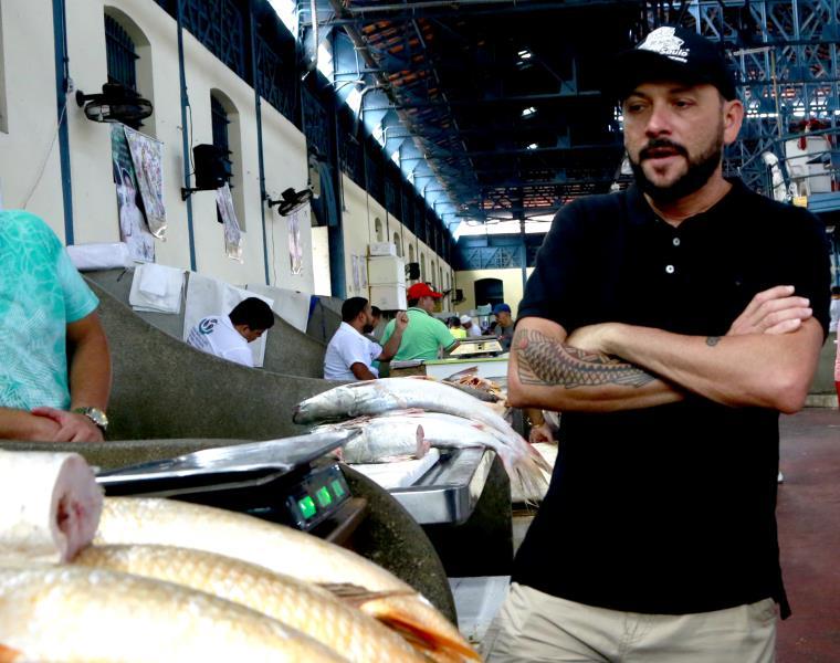 Proprietário do restaurante Casa do Saulo, o chef Saulo Jennings, destacou a oportunidade de trocar experiências