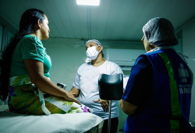 Em Belém, a Sesma fará o reforço das equipes do Departamento de Vigilância em Saúde, por meio da Divisão de Vigilância Epidemiológica e da Vigilância Sanitária