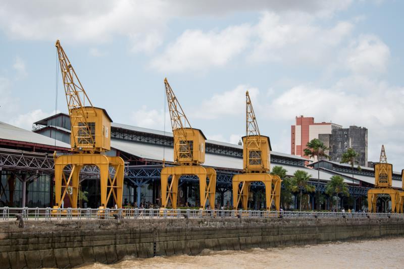 Cidades Criativas - Ilha do Combu