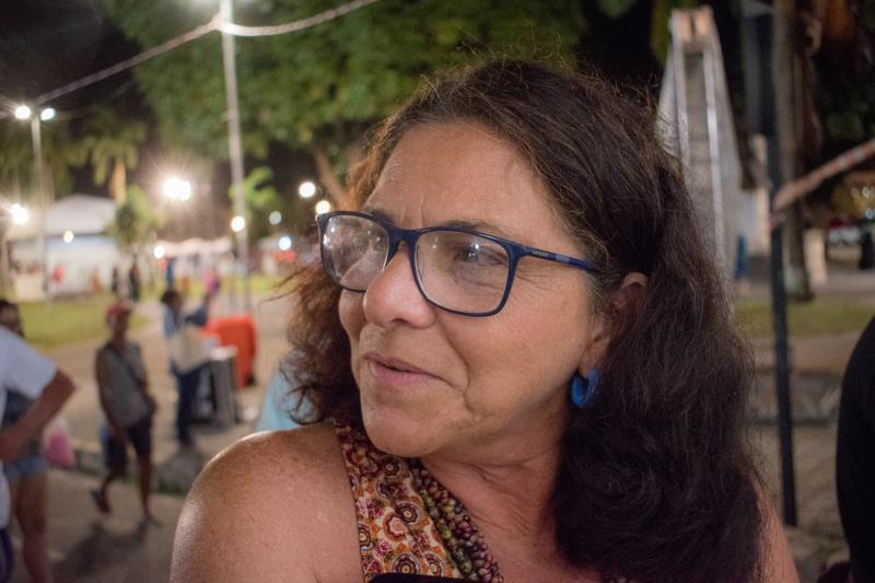 Margareth Souza - Cidades Criativas - Show Dona Onete