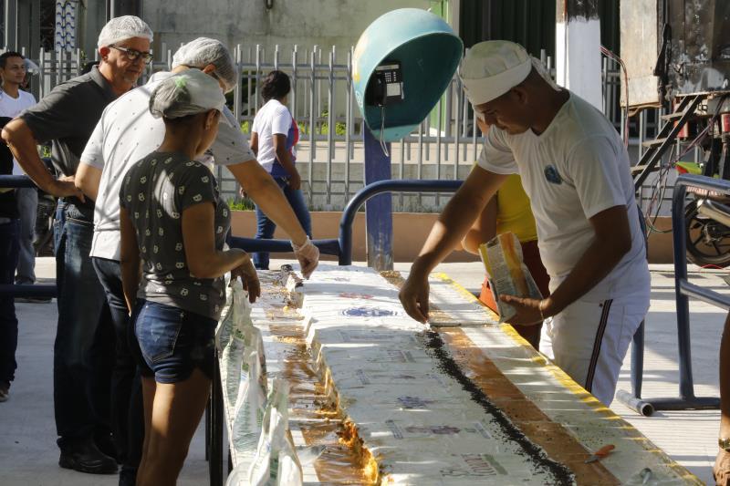 2019.10.08 - PA - Belém - Brasil: Prefeito Zenaldo Coutinho participa das comemorações de 150 anos do Distrito de Icoaraci.