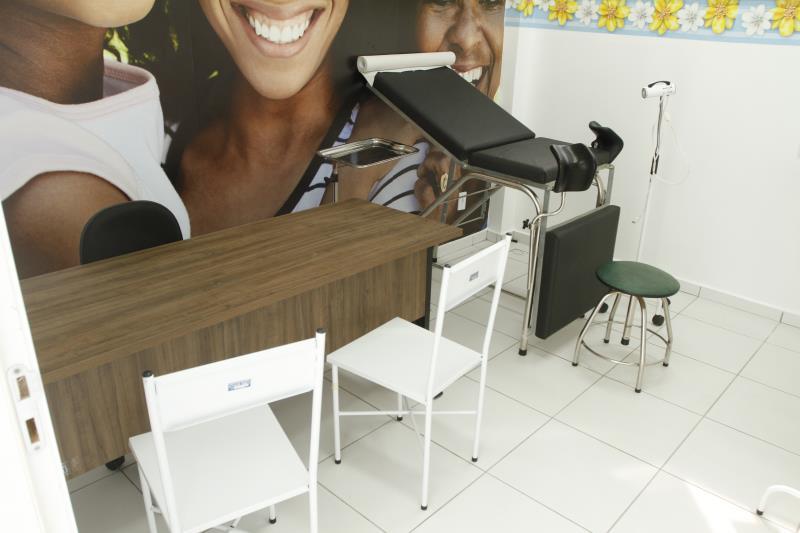 A Unidade está equipada como mobiliário e móveis, que foram a contrapartida da Prefeitura de Belém ao projeto