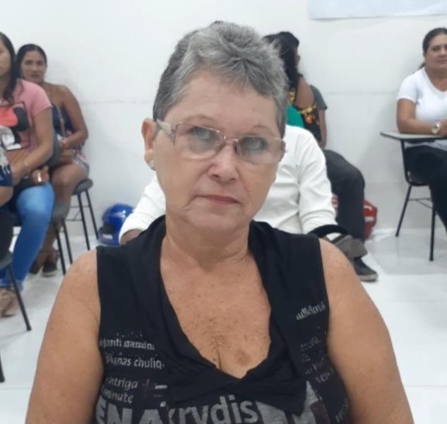 Dora Santos é voluntária do projeto Belém Acolhe os Filhos de Maria, que terá ações nesta sexta-feira, dia 11