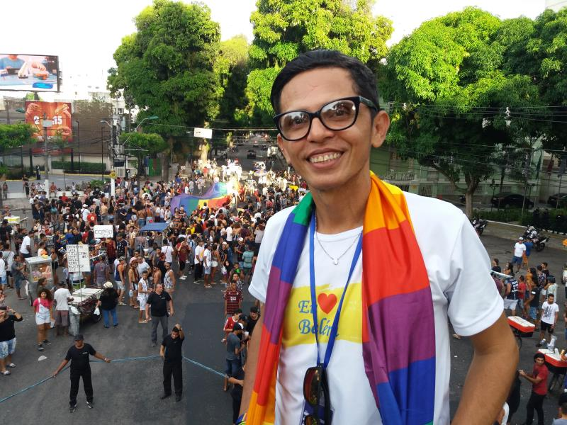 """""""O apoio das secretarias municipais foi fundamental para realização do evento. A CDS  vem debatendo a temática Empregabilidade para LGBTI há algum tempo"""", explicou Clédson Sampaio, coordenador da CDS"""